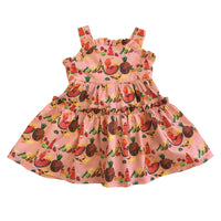 NEW! Very Hungry Caterpillar™ Tropical Fruit Picnic Dress