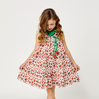 Very Hungry Caterpillar™ Strawberry Leaf Dress