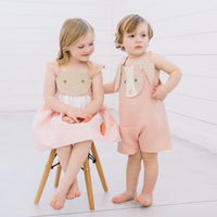 Bunny John John Pink-littlegoodallcom-Little Goodall Unique Designer Childrenswear for Boys and Girls