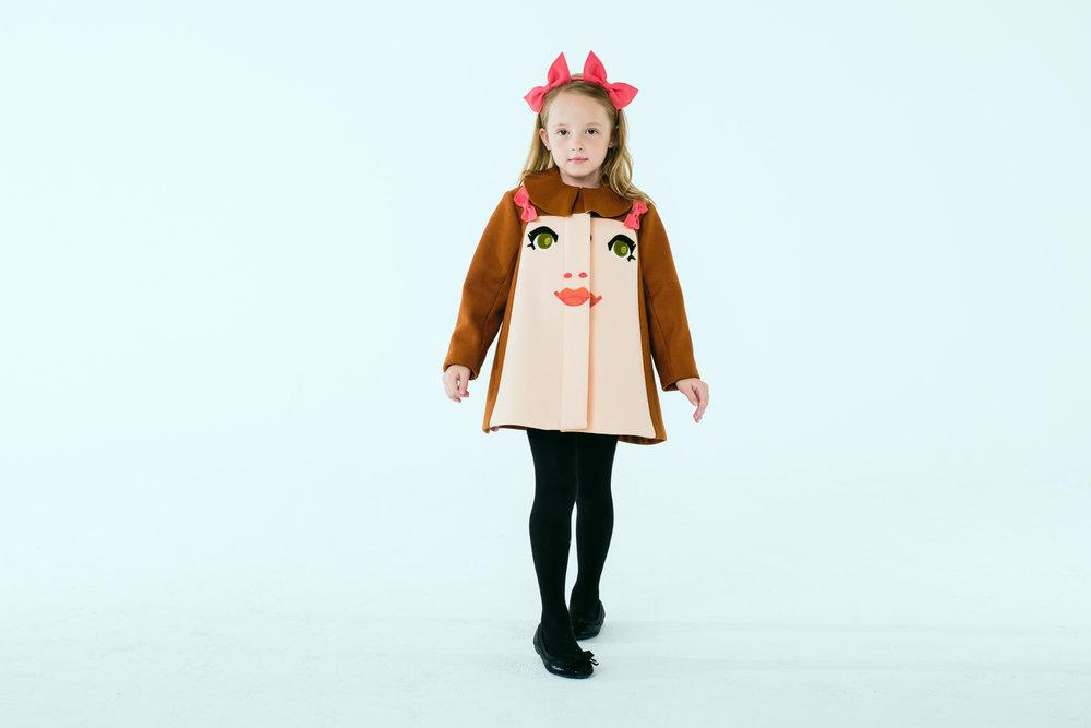Chloe Coat-littlegoodallcom-Little Goodall Unique Designer Childrenswear for Boys and Girls