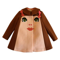 Chloe Coat- Sizes 3T, 4T, 5, 6, 7 Only