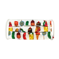 Very Hungry Caterpillar™ Cotton Mask in World of Eric Carle™ Party Food Print