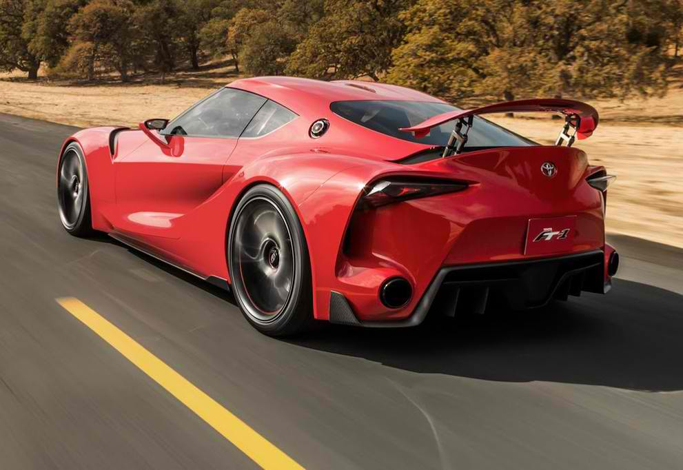 Next-gen Toyota Supra expected to be auto-only