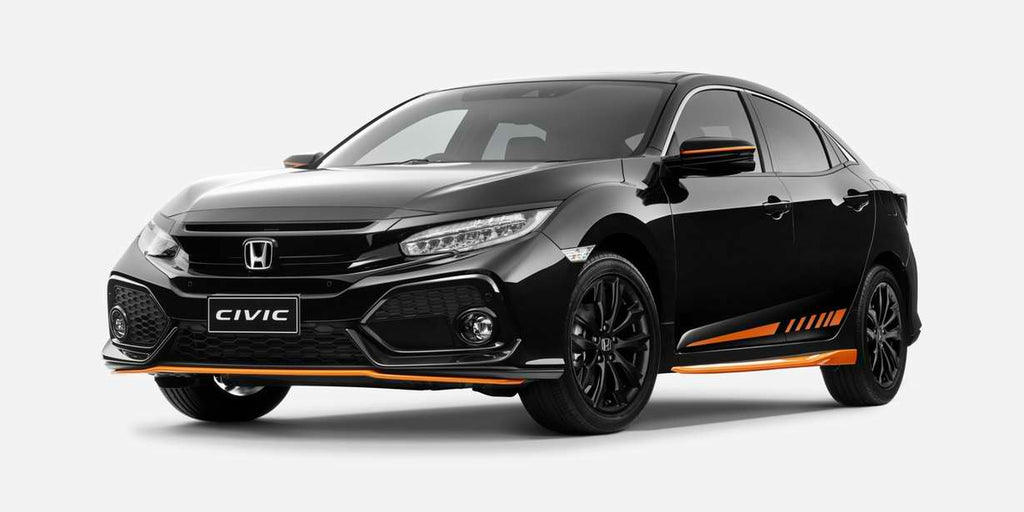 Honda launches Orange Edition for Civic hatch