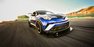 Toyota's C-HR R-Tuned crossover is a supercar killing monster