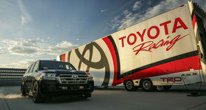 Toyota Landcruiser is world's fastest SUV [video]