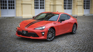 Toyota reveals stylish 86 860 Special Edition
