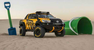Toyota's HiLux Tonka truck is now a reality