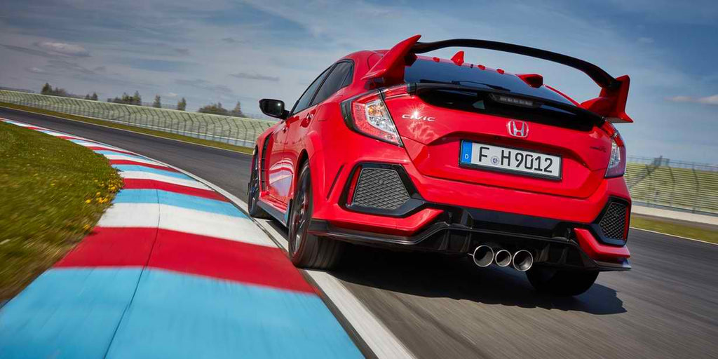 2018 Civic Type-R quieter than predecessor thanks to innovative exhaust system