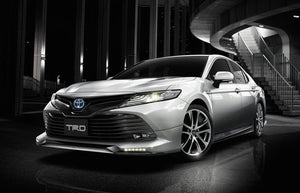 TRD and Modellista versions revealed for JDM Toyota Camry