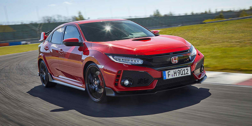2018 Honda Civic Type R 0-100 time revealed