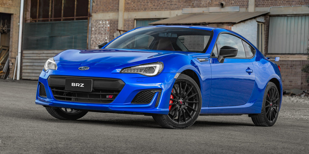 New range-topping Subaru BRZ tS announced for Oz