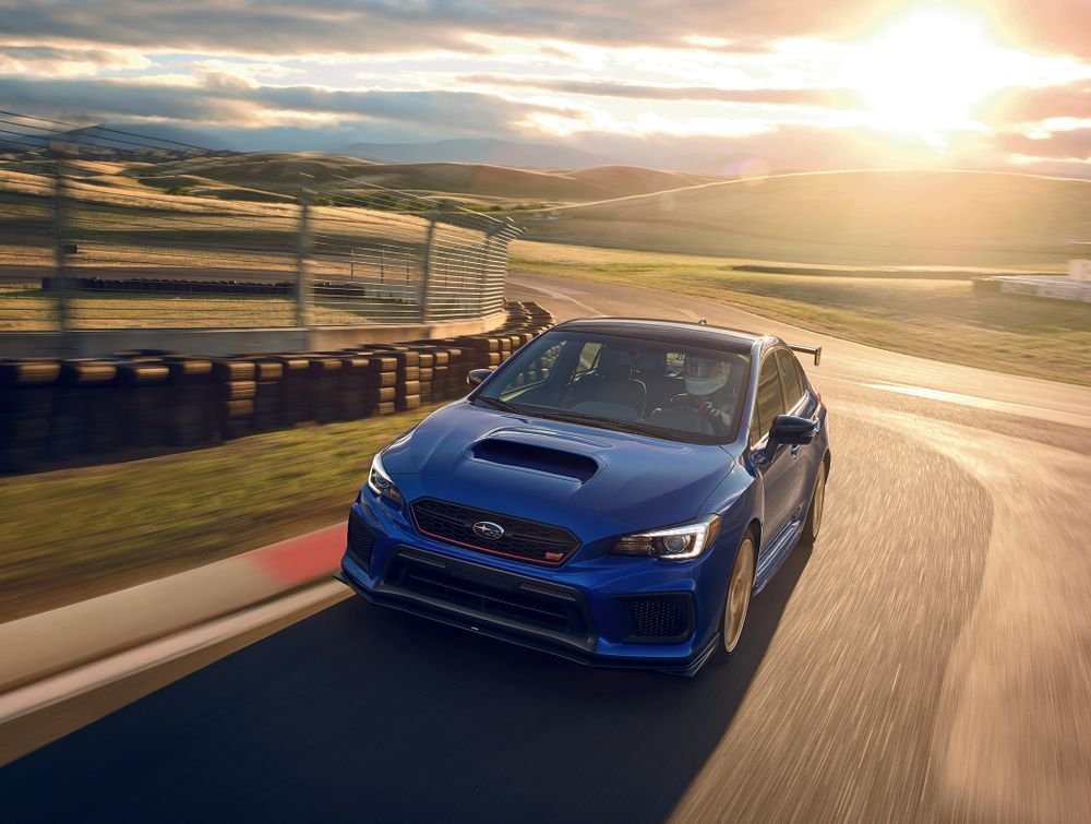 Subaru WRX STI successor will likely be a hybrid