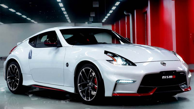 Nissan 370Z NISMO to go on sale next month
