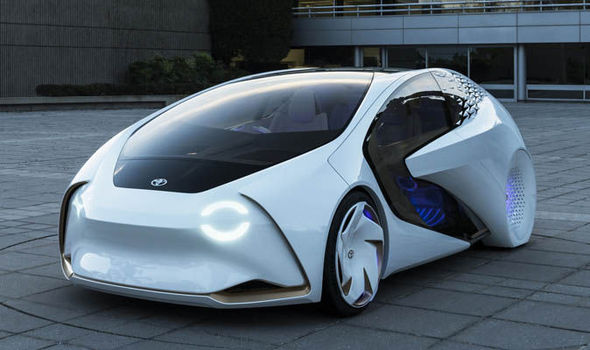 Intelligent talking cars by 2020, says Toyota