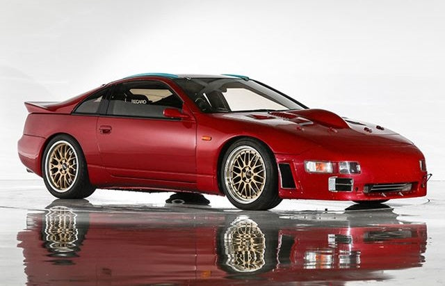 For sale: The baddest Nissan 300ZX on the planet