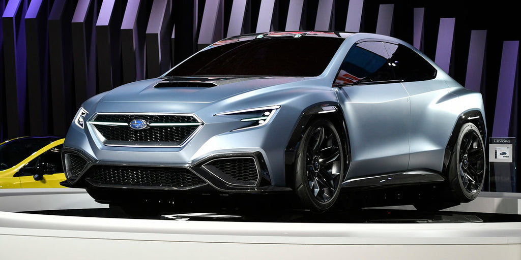 Subaru reveals Viziv Performance Concept