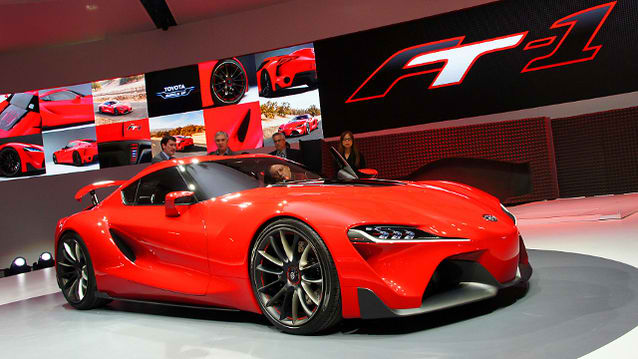Toyota Supra successor to get manual gearbox after all