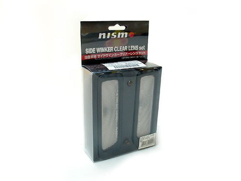 NISMO Side Indicators R33 – Clear
