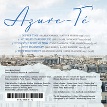 Azure-Te EP (Limited Edition)