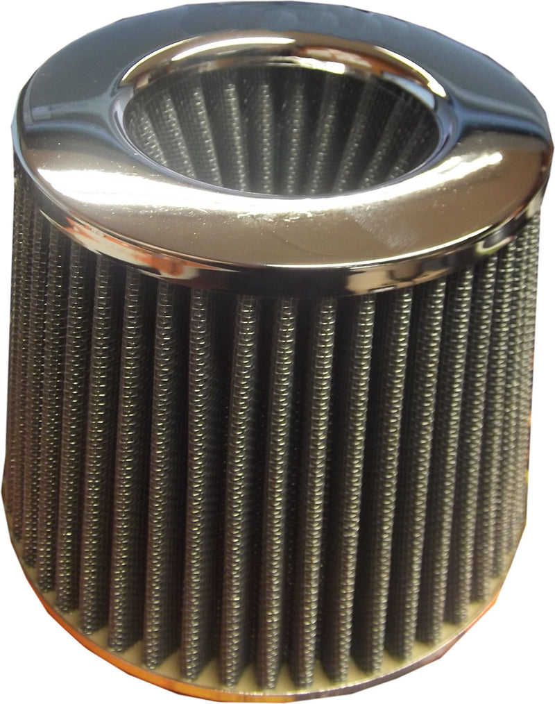 Air Filter - Chrome