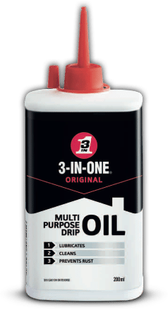 3 in 1 100ml Oil