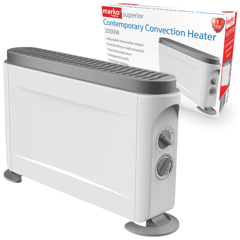 Contemporary Convection Heater