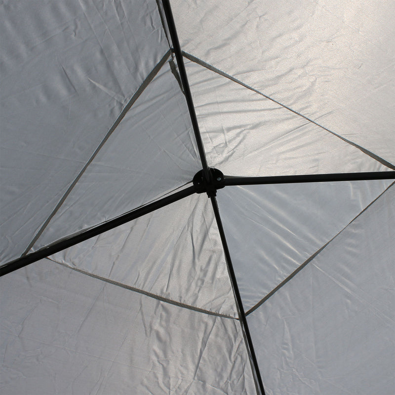 3M x 3M Heavy Duty Gazebo - Cream