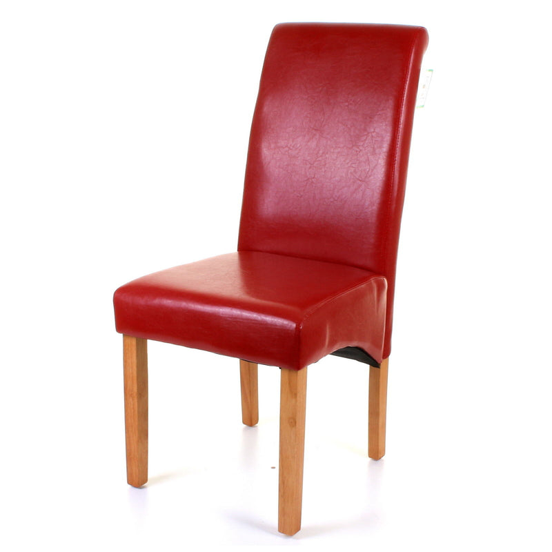 Dining Chair - Red