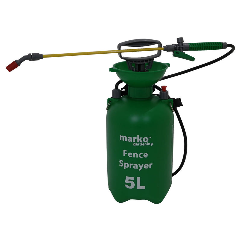 5L Fence Pressure Sprayer