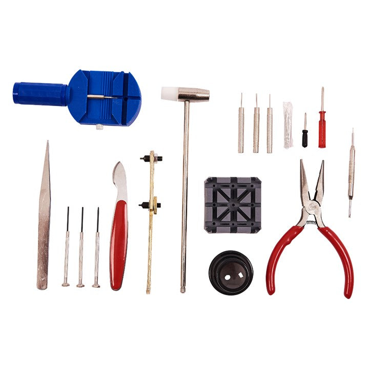 21pc Watch Repair Tool Kit