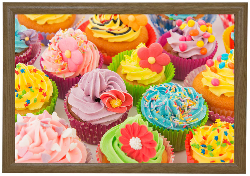 Cupcake Laptray
