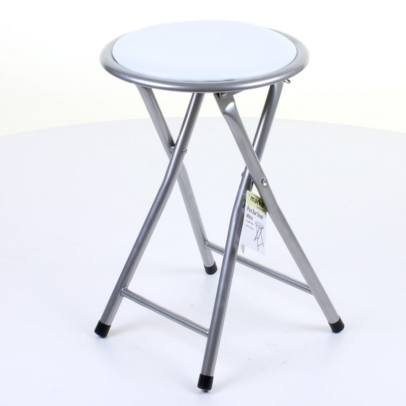 Pico Bar Stool - White