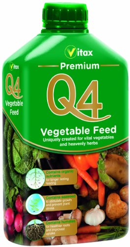 Q4 premium vegetable feed - 1 litre