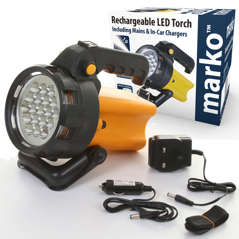 19 LED Torch