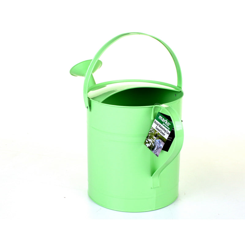 9L Metal Can - Tweed Green