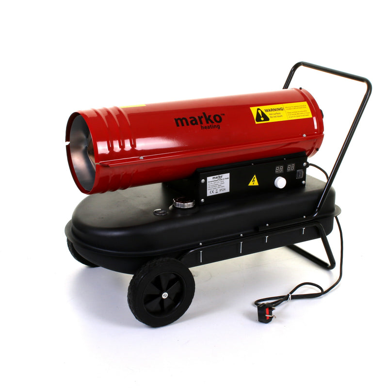 30KW Diesel Space Heater