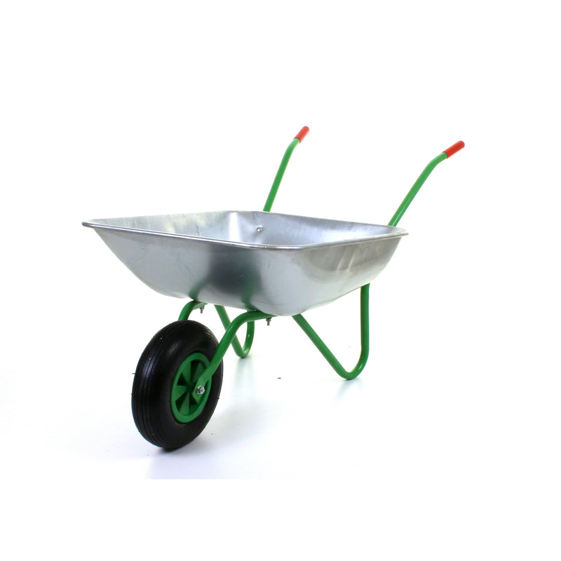 65L Wheelbarrow - Green