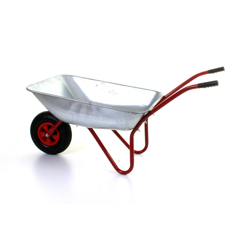 65L Wheelbarrow - Red