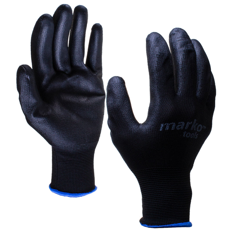 Black Work Gloves