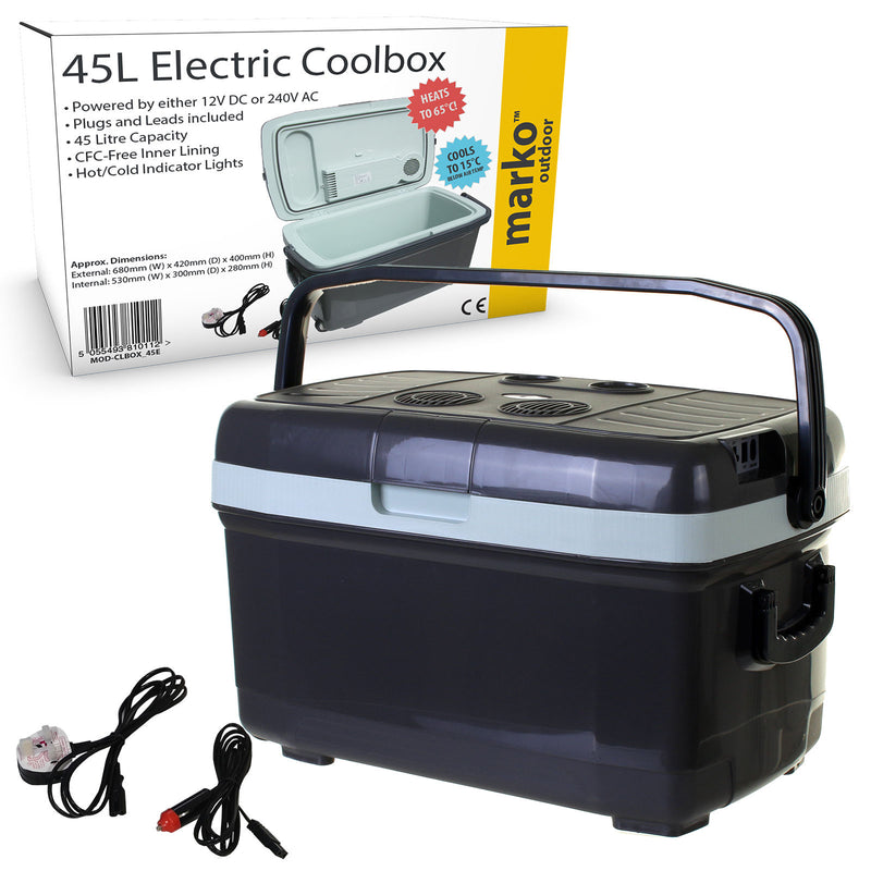 45L Electric Coolbox