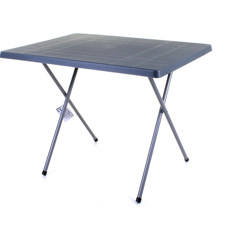 Folding Plastic Camping Table