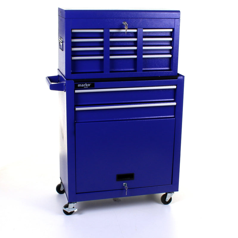 Blue Tool Cabinet