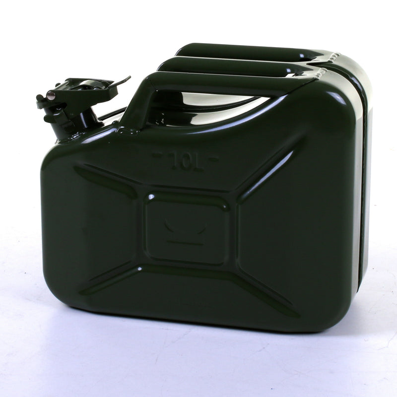 10L Metal Jerry Can