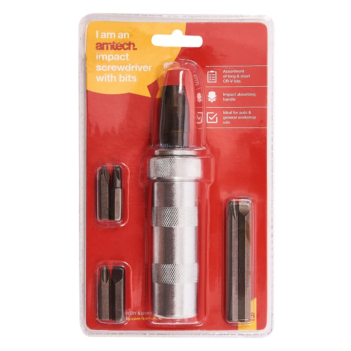 Impact Screwdriver & 6pc Bits (replaced with l2130)