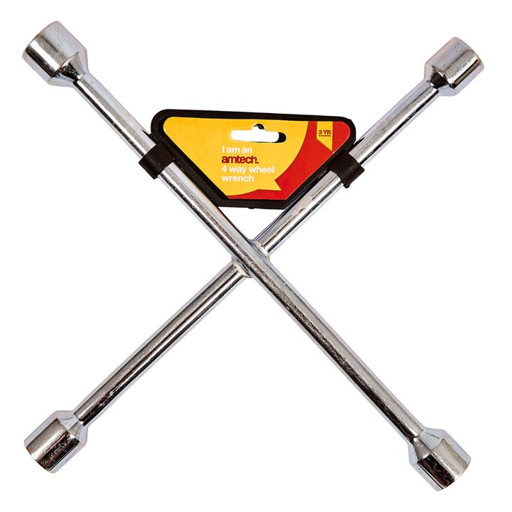 4 Way Wheel Wrench