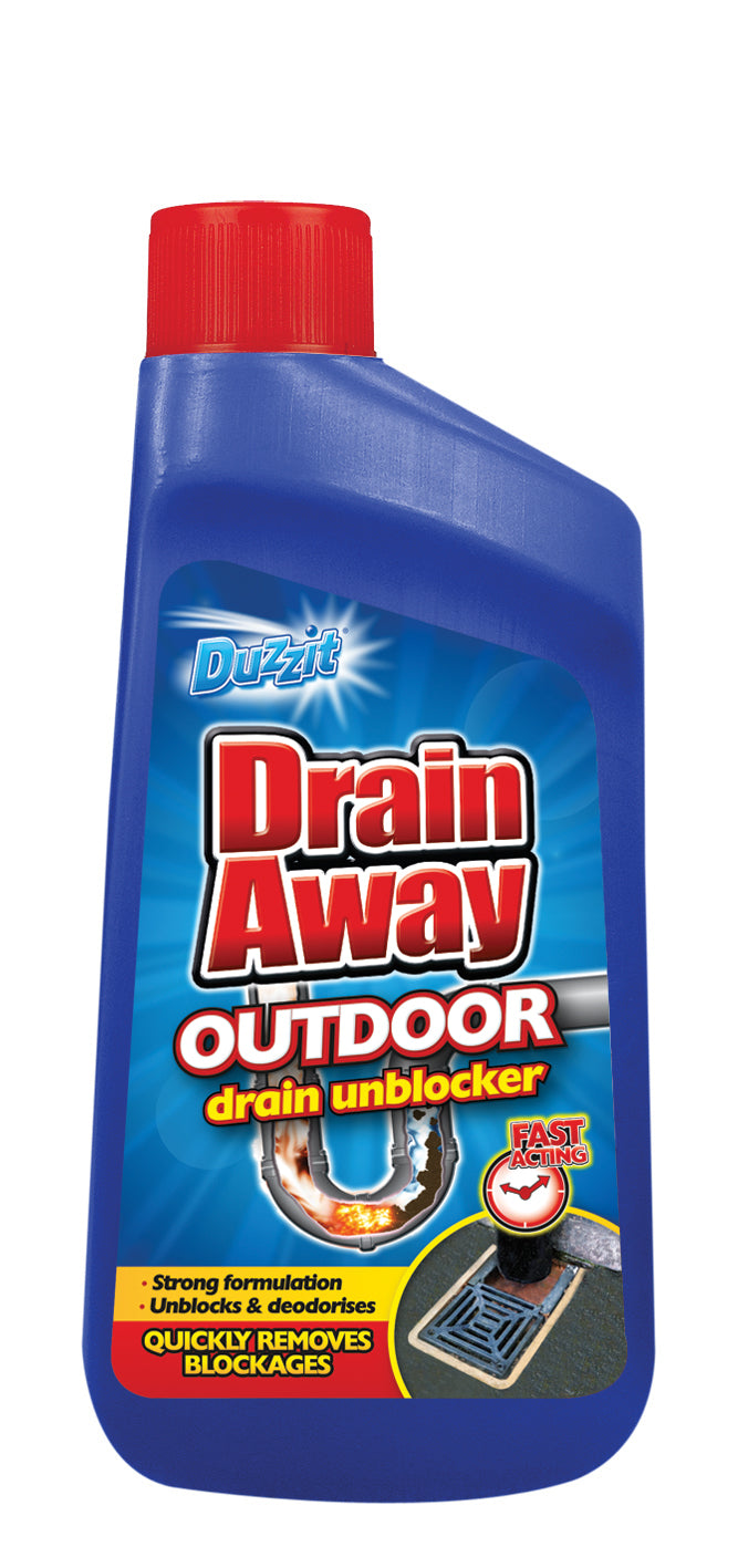 Outdoor Drain Unblocker 500ml