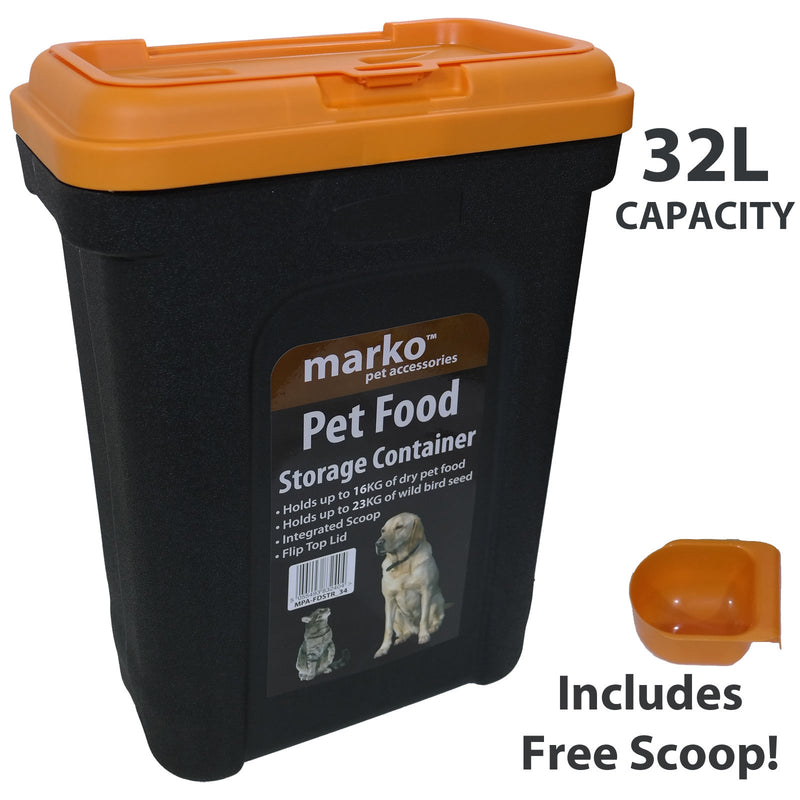 34LB Pet Food Storage Container