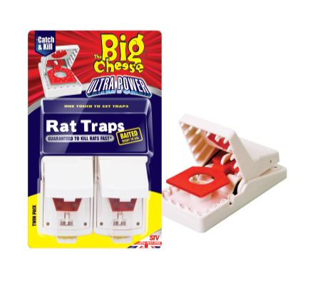 Rat Trap Ultra Power 2pk
