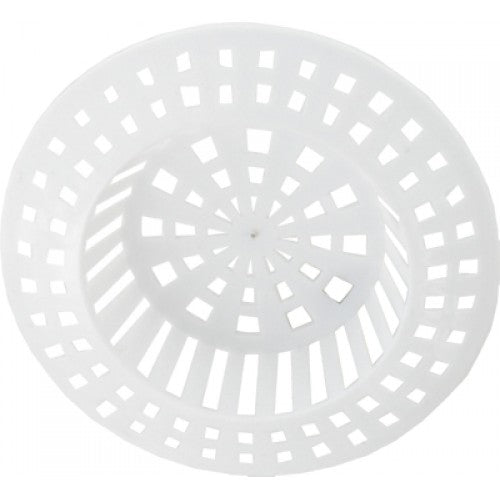 1 1/2'' Sink Strainers White 2pc